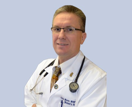 Christopher Moore, APRN of Red Rock Medical