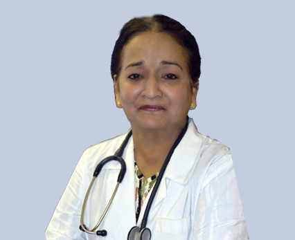 Lata K. Shete, MD of Red Rock Medical